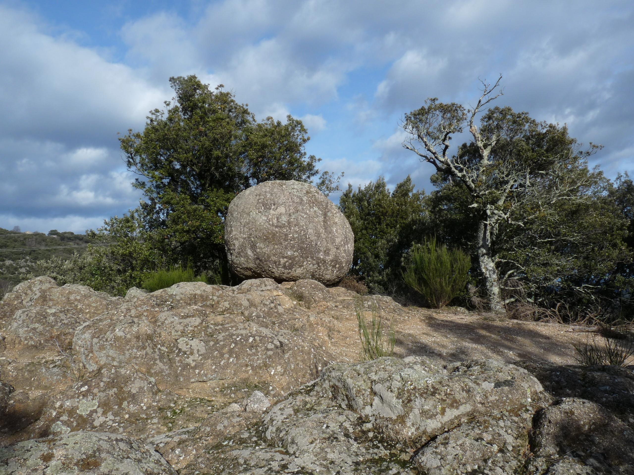 boule-de-gargantua-erosion-granitique
